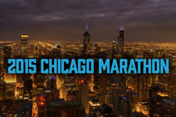 Nike Chicago Marathon 2015